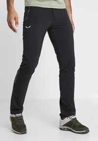 Salewa - PEDROC - Pantalones - black out - 0