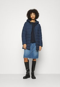 Tommy Hilfiger - SEAMLESS SORONA COAT - Light jacket - night sky - 1
