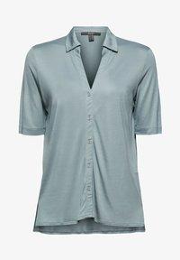 Esprit Collection - Button-down blouse - grey blue - 5
