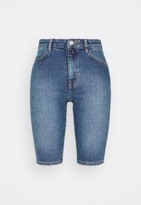 Carin Wester - KATY - Short en jean - light blue - 3