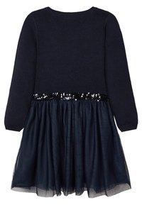 Name it - Cocktailkleid/festliches Kleid - dark sapphire - 2