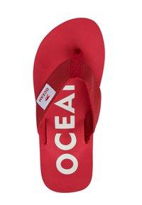 MADSea - Pool shoes - rot/weiß - 1