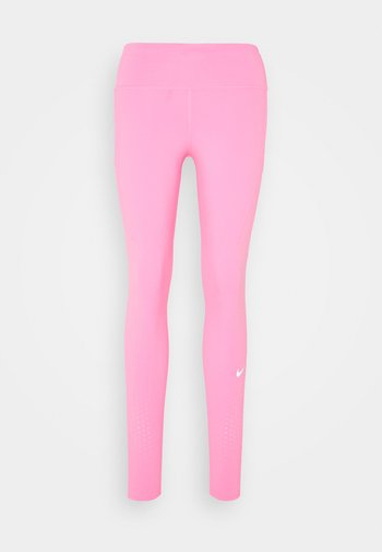 EPIC LUXE - Legging - pink glow/silver