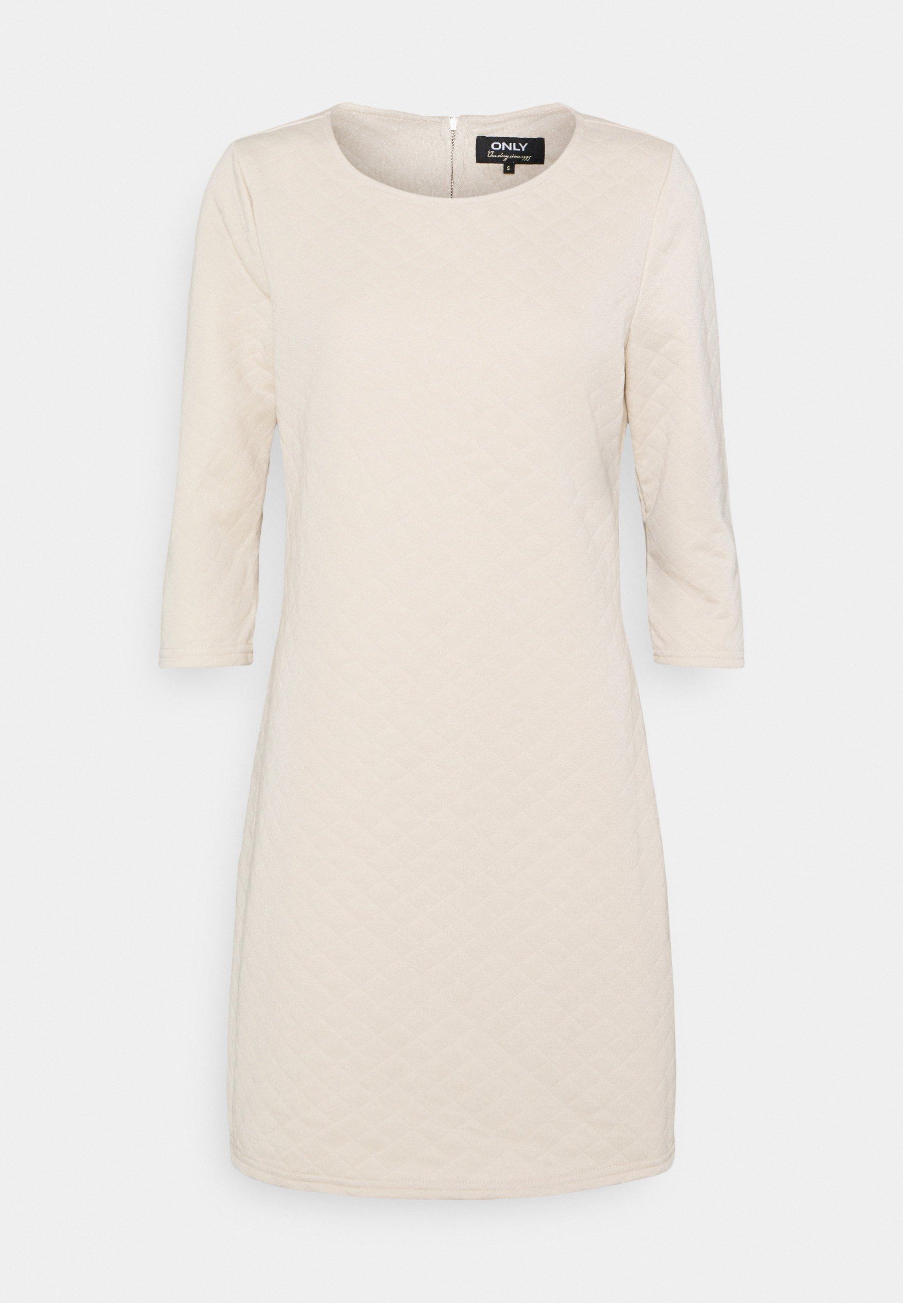 Women ONLJOYCE 3/4 DRESS  - Jersey dress