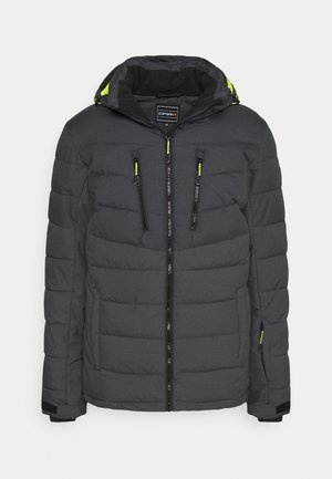 PENNINGTON - Lyžařská bunda - lead grey