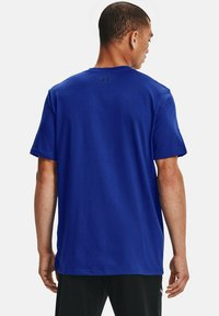 Under Armour - FAST LEFT CHEST - Print T-shirt - royal - 2