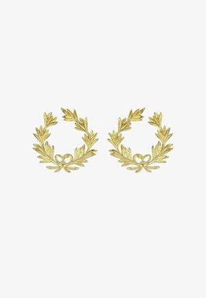 Orecchini - gold coloured