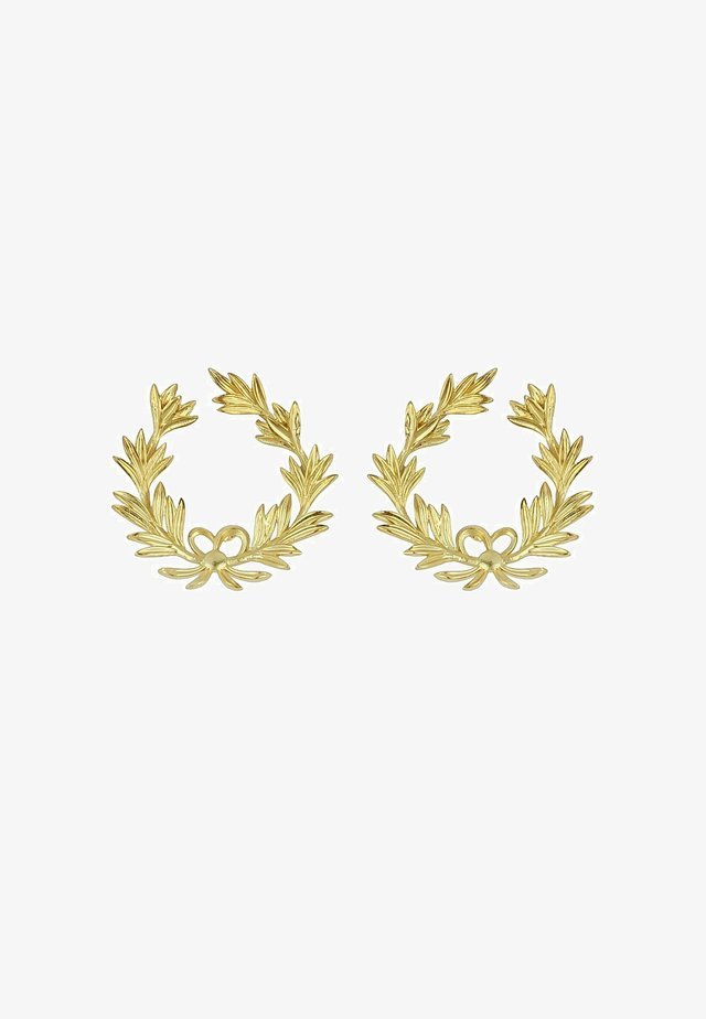 Oorbellen - gold coloured