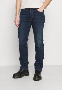 Diesel - D-MIHTRY - Straight leg jeans - dark blue - 0