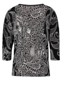 Betty Barclay - Long sleeved top - schwarz/weiß - 4