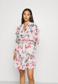 U Collection by Forever Unique - Day dress - offwhite/multi - 0