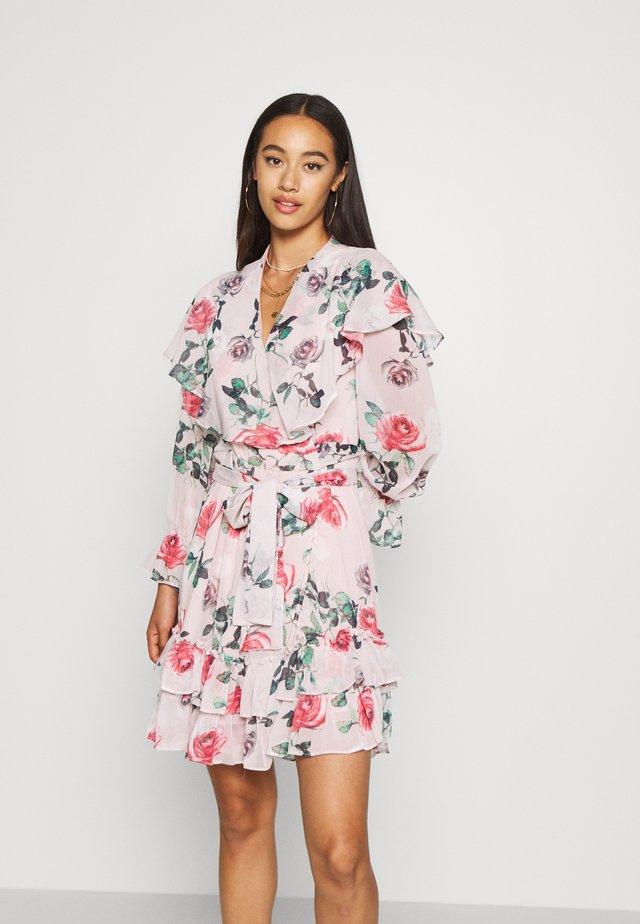 Robe d'été - offwhite/multi