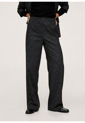 PANTALÓN  - Trousers - gris
