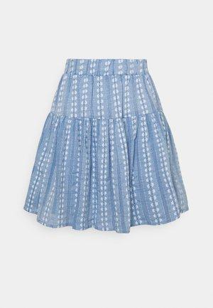 YASPACCA SKIRT - Minihame - cashmere blue