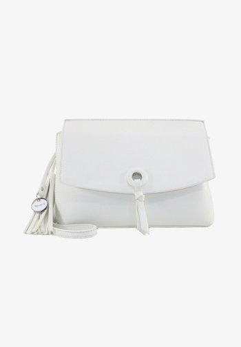 CAROLINA - Across body bag - white