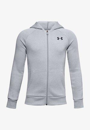 Zip-up hoodie - mod gray light heather
