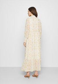 Notes du Nord - TRACY DRESS - Maxi dress - white - 2