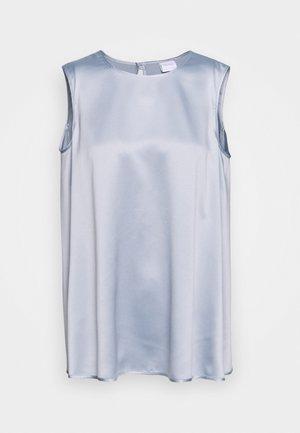 TELA - Bluse - himmelblau