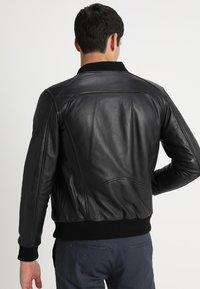 Serge Pariente - BONBON - Leather jacket - black - 2