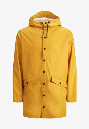 Waterproof jacket - sunflower