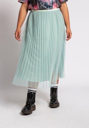 A-line skirt - vert menthe