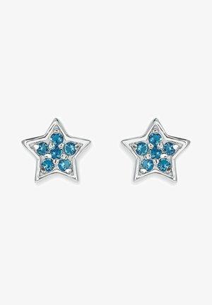 STERN - Earrings - blau