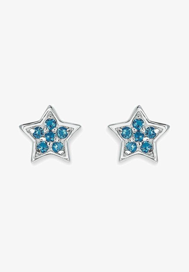 STERN - Orecchini - blau