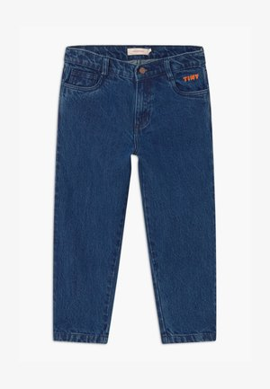 BAGGY UNISEX - Jeans baggy - blue denim
