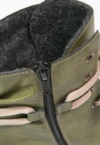 Rieker - Zimní obuv - leaf/magano - 6