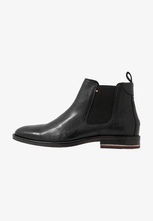 SIGNATURE CHELS - Classic ankle boots - black
