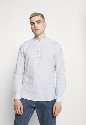 ONSCAIDEN HALF PLACKET - Hemd - cashmere blue