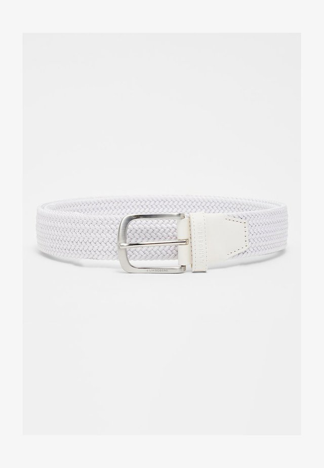 JLI BERNHARD - Belt - white