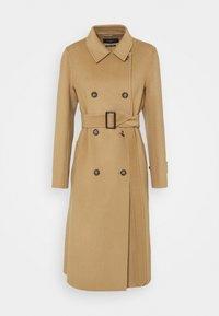 WEEKEND MaxMara - STRUZZO - Classic coat - camel - 0