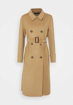 STRUZZO - Classic coat - camel