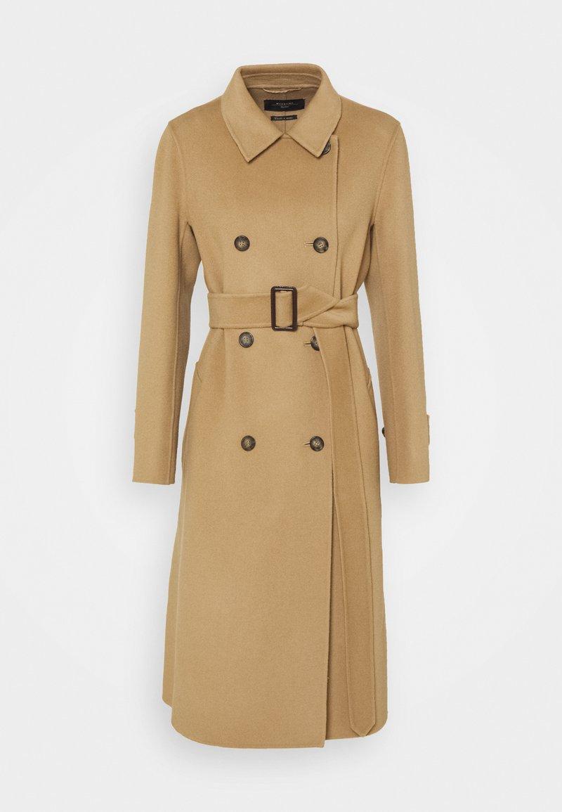 WEEKEND MaxMara - STRUZZO - Classic coat - camel