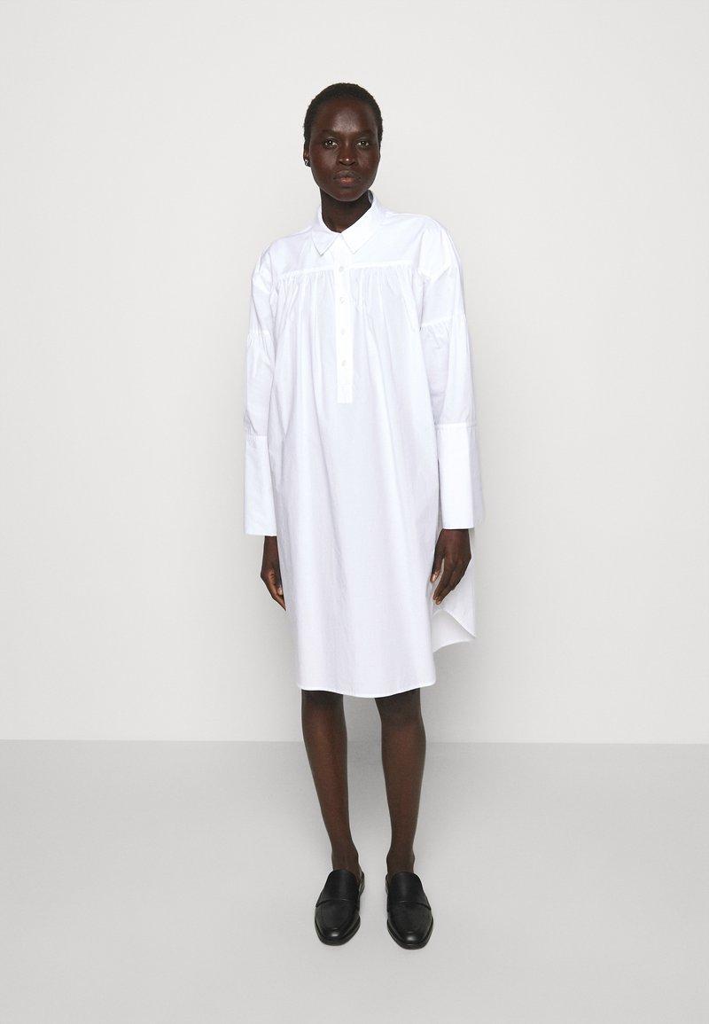 By Malene Birger - NIKOLANA - Shirt dress - pure white