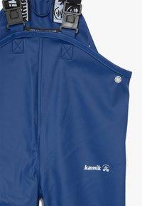 Kamik - MUDDY - Rain trousers - blue - 2