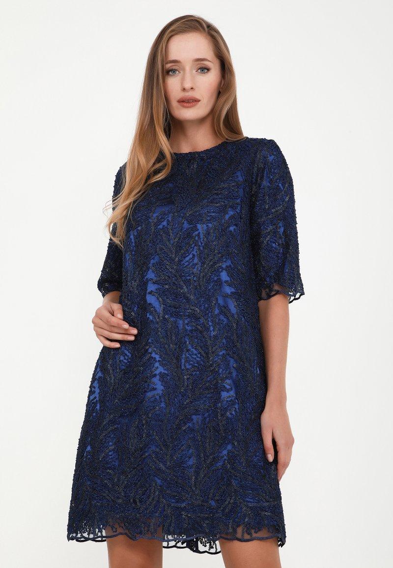 Madam-T - Cocktail dress / Party dress - blau