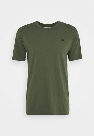ACE  - Basic T-shirt - army green
