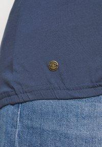 Ragwear Plus - PINCH SOLID PLUS - Top sdlouhým rukávem - blue - 6