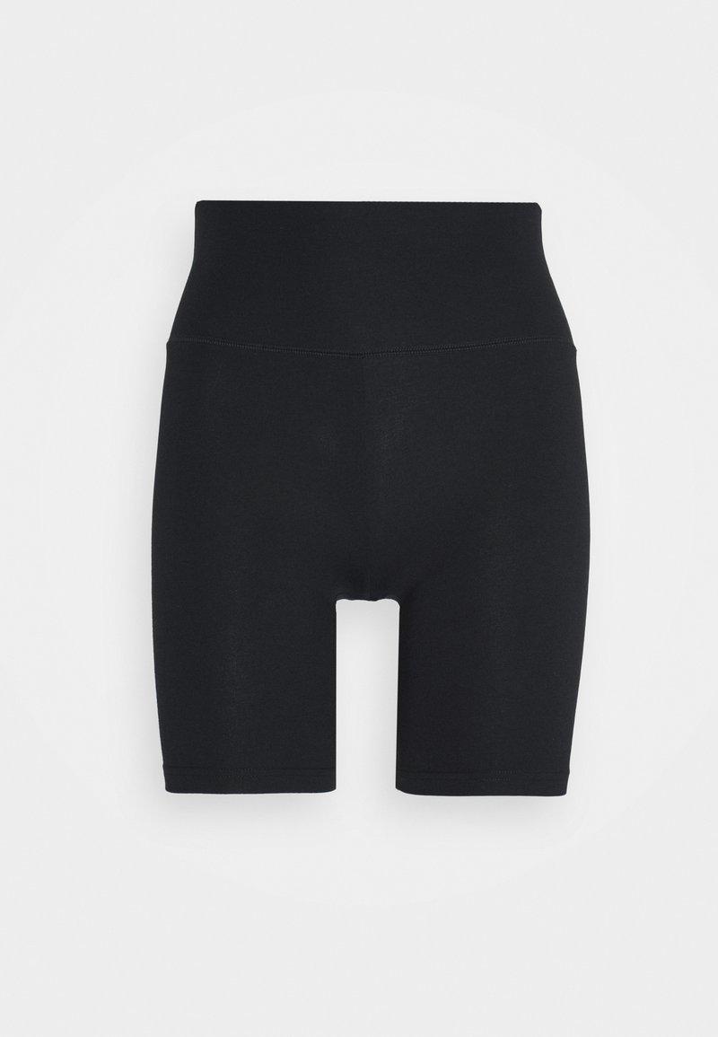 aerie - CHILL BIKE - Pyjama bottoms - true black