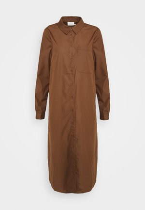 MERAMA DRESS - Maxi-jurk - brown