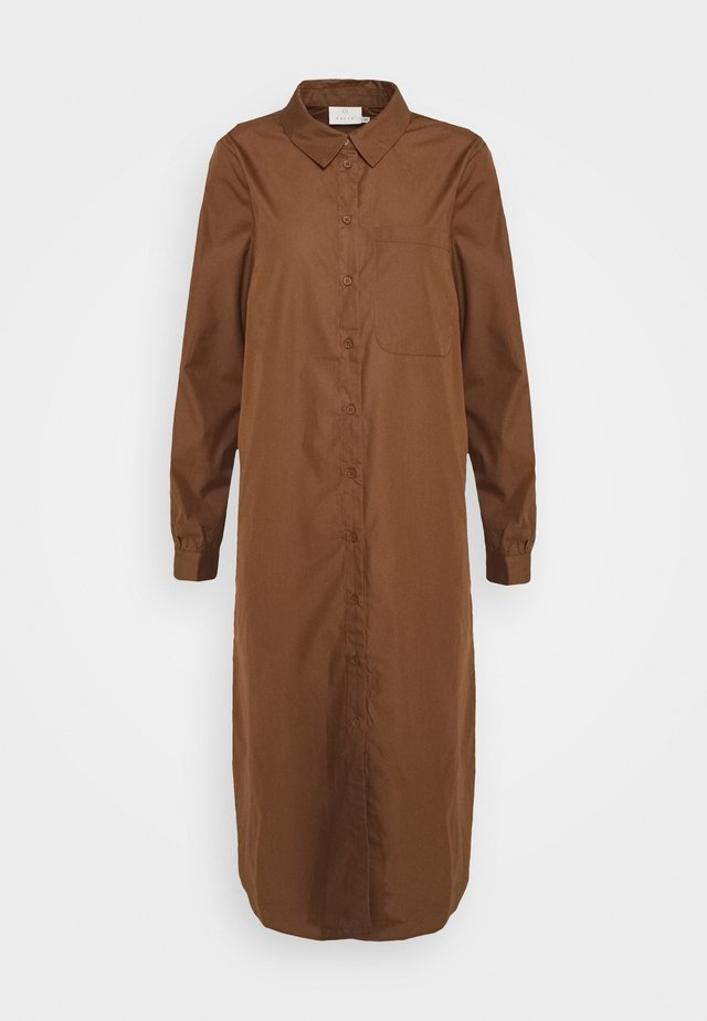 MERAMA DRESS - Maxi dress - brown
