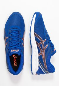 ASICS - GEL-SILEO - Obuwie do biegania treningowe - blue/peacoat - 1