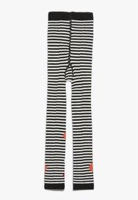 WAUW CAPOW by Bangbang Copenhagen - FLY FLY - Leggingsit - black/white - 1