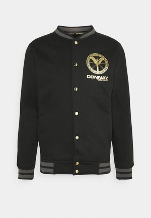 DONNAY X CARLO COLUCCI - Bomber Jacket - black/gold