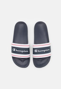 Champion - SLIDE CLEARWATER - Badesandale - navy - 3