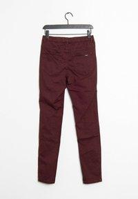 ARIZONA - Trousers - red - 1