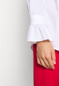 Victoria Victoria Beckham - NECK TIE  - Košile - white - 5