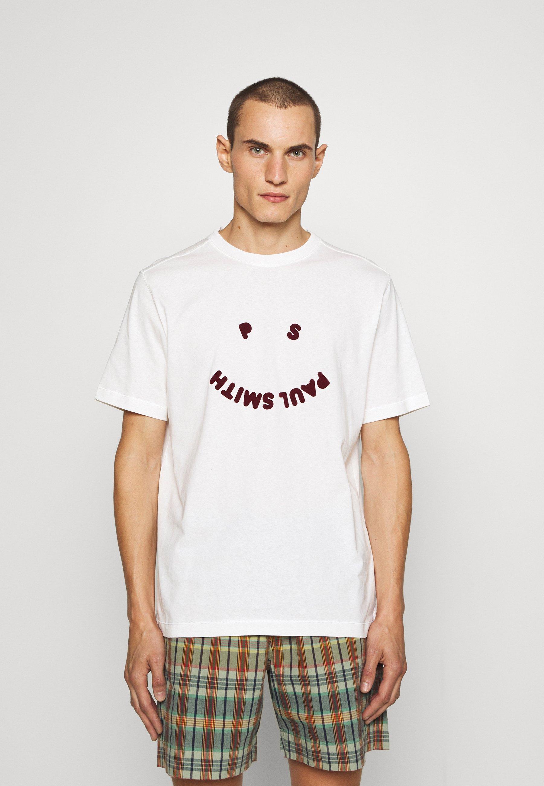 Men HAPPY - Print T-shirt